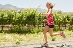 Going the Distance: How to Build into Long Runs ~ blog.fitbit.com