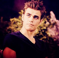 Watched Vampire Diaries for the first time... now I have a new crush, Stefan Salvatore | Paul Wesley gorgeous