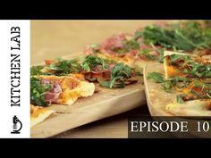 Αυθεντική Ιταλική Pizza - Kitchen Lab by Akis Petretzikis - YouTube