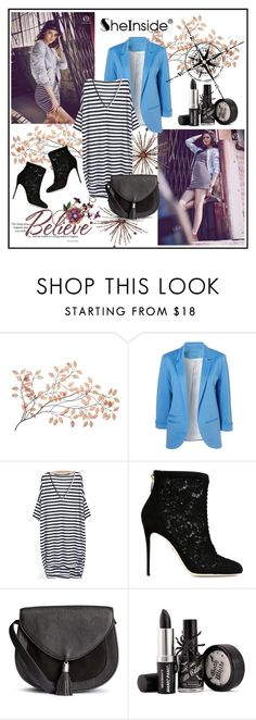 """""""Shein (2)  7"""" by aida-1999 ❤ liked on Polyvore featuring Dolce&Gabbana"""