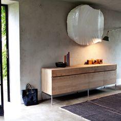 Oak Ligna Sideboard von Ethnicraft bei ikarus...design