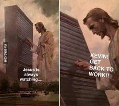 God Damn Kevin