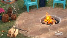 Watch to learn how to build an in-ground fire pit including how to prep the area and install drainage.
