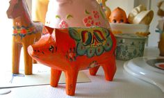 Dala Pig by Nils Olsson...have one!