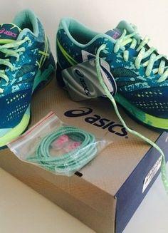 Kup mój przedmiot na #vintedpl http://www.vinted.pl/damskie-obuwie/trening-silownia/18339994-buty-asics-gel-noosa-tri-t580n5307-39