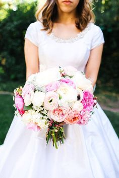 Our Favourite Bouquets of 2015 | Bridal Musings Wedding Blog