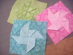 I get a lot of comments about paper piecing so I thought I would do a little tutorial. There are many different methods for paper piecing b. Pinwheel Quilt Pattern, Quilt Block Patterns, Pattern Blocks, Quilt Blocks, Patch Quilt, Quilting Tutorials, Quilting Projects, Quilting Designs, Quilting Tips