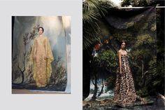 """Italian Vogue """"Valentino"""" by Max Von Gumppenberg & Patrick Bienert"""