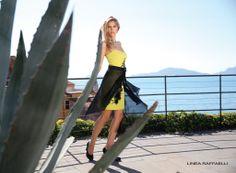 Linea Raffaelli is een trendy couturemerk uit België. De collectie bestaat uit prachtige cocktailjurken, avondjurken en accessoires. Linea Raffaelli is een echte trendsetter, je vind de gehele collectie in de showrooms van Koonings in Deurne (Ned.)