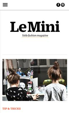 zdroj: Le Mini Little Fashion, Mini