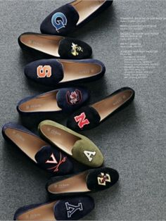 Shoes for univwrsities Brooks Brothers