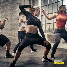 Dance your way through December with a brand new BODYJAM routine #borntorage