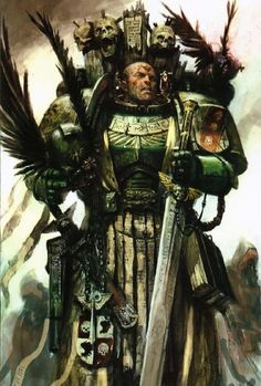 Dark Angels Grand Master