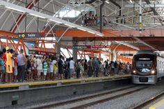 Pregopontocom Tudo: Cresce o número de passageiros nos sistemas de transportes sobre trilhos no país...