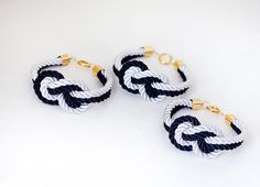 Navy & white, my new obsession!