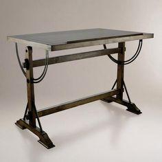 Restauration Hardware - Drafting Desk - v2
