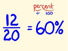 Percentage Trick - Solve precentages mentally - percentages made easy with the cool math trick! Math Tutor, Math Skills, Teaching Math, Math Lessons, Life Lessons, Cool Math Tricks, Maths Tricks, Math Tips, Math Courses