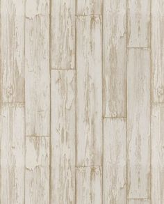 Brewers Wallpaper Peeling Planks White Wood
