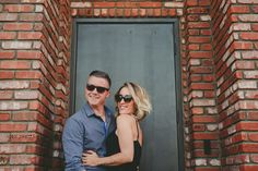Engagement ideas in Temecula. Crush and Brew engagement in Old Town Temecula