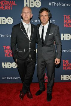Mark e Ryan Murphy (The Normal Heart)