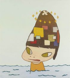 Video: In the Saleroom: Yoshitomo Nara's Patched Head   Christie's'