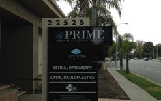 Prime Surgical Center | Starfish Signs & Graphics