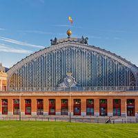 La estación ferroviaria por antonomasia de Madrid merece cinco minutos de asombro