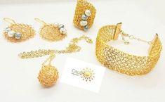 Crochet Jewellery, Crochet Earrings, Jewelry, Fashion, Calypso Music, Knits, Game, Dots, Accessories
