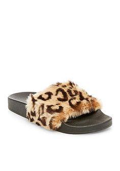 Steve Madden Softey Slide Sandals