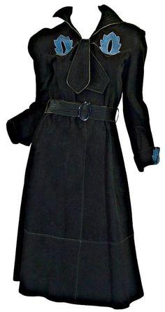 Dress  Jean Miur, 1970s  1stdibs.com