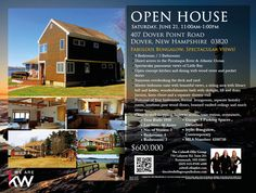 Check out our Open House this Sunday (06/21/2014) 11AM - 1PM @ 407 Dover Point Road Dover, NH 03820! FABULOUS HOME WITH SPECTACULAR PANORAMIC VIEW OF LITTLE BAY! Plus direct access to the Piscataqua River  the Atlantic Ocean! Offered at $600,000! || The Colwell-Ellis Group Keller Williams Coastal Realty (603)610-8500 x488