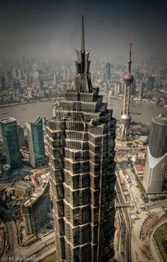 PicsVisit: Jin Mao Tower Shanghai
