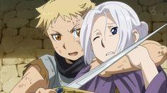 Etoile and Arslan.