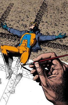 No início da década de 90 chegou ao Brasil uma série muito comentada que começava a ser publicada na hoje extinta Revista DC 2000  (Ed....