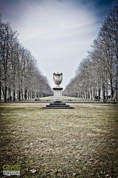 Park Schloss Pillnitz, Germany