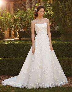 Casablanca Bridal 2051