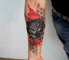 Resultado de imagem para sasha unisex style tattoo