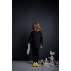 Οργανική μακρυμάνικη μπλούζα - Worm Babies Clothes, Cow, Normcore, How To Make, Kids, Style, Fashion, Young Children, Swag