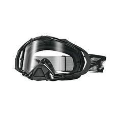 MX Oakley Mayhem Jet Black Speed è l'ultima proposta di Oakley pensata per l'Offroad. Mayhem ha una linea più aggressiva ed una superficie della lente  maggiorata per consentire la massima protezione e visibilità.