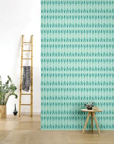 ⇞ wallpaper #arows from the new SS15 #wallpaper collection of Roomblush