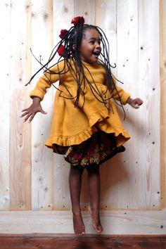 La Princesse au petit pois: Automne Hiver 2011/2012 par Marie BAS