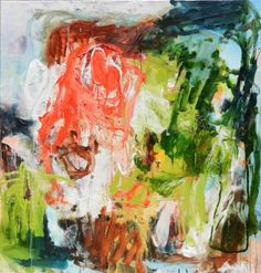 Bursting Forth: Todd Hunter #art #abstract #paintings