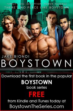 Winter is here!  So is BOYSTOWN!  Check out the other series that has everyone talking!  BoystownTheSeries.com