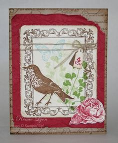 Vintage Papaya Collage by topspin - Cards and Paper Crafts at Splitcoaststampers
