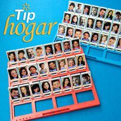 ¡Un juego de mesa único y familiar! Pasa horas de diversión adivinando al personaje. Recréalo con tus hijos usando fotos de la familia.  En Walmart SIEMPRE encuentras TODO y pagas menos.