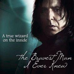 F) Severus Snape
