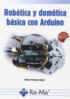 Robotica y domotica basica con Arduino | Libro robótica para niños