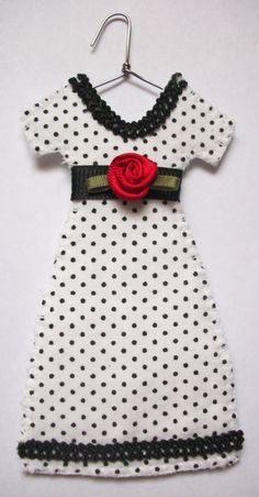 Lucy's Dress Miniature Dress by agapeboutique on Etsy, $9.95