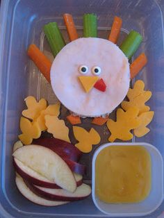 Gobble Gobble:  A Kid Lunch