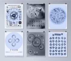 78 Free Premium Vector Posters / 78 Posters Vectoriales Editables de Calidad Premium Gratis